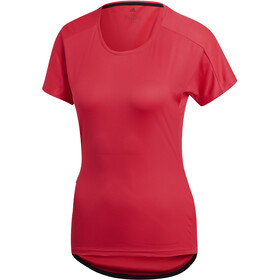 adidas TERREX TrailX T-Shirt Damen active pink